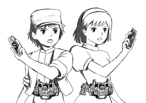 仮面ライダーバルス