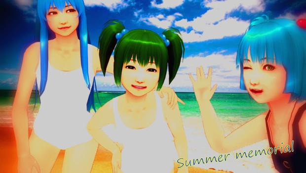 もう夏は思い出【そばかす式】