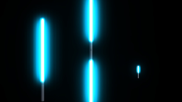 莫邪の宝剣(ばくやのほうけん)・鑽心釘(さいしんてい)[モデル配布]