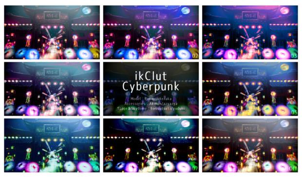 ikClut改変_Cyberpunk