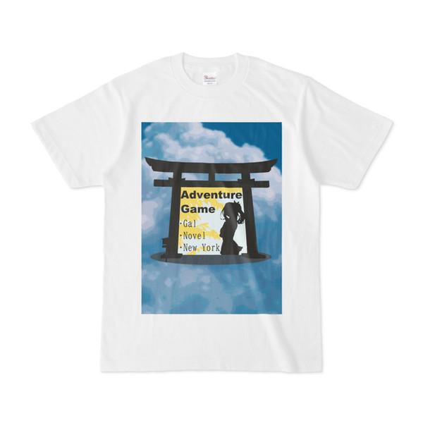 シンプルデザインTシャツ 鳥居-トリイ-TORII