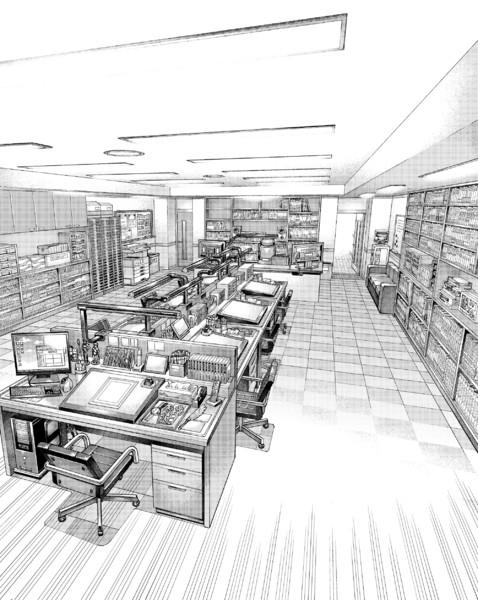 漫画家スタジオ