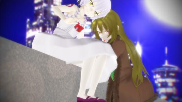 【Fate/MMD】ごきげんよう?【六導玲霞、ジャックザリッパー】