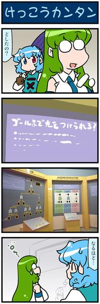 がんばれ小傘さん 3194