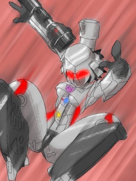 破壊大帝メガトロン(♀)