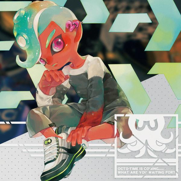 蛸boy Amehato さんのイラスト ニコニコ静画 イラスト
