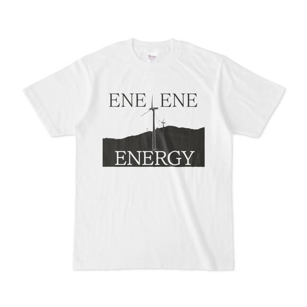 シンプルデザインTシャツ エネエネ