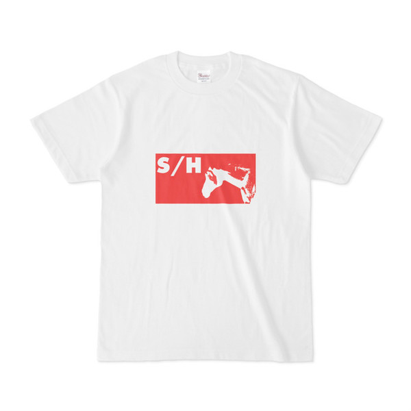 シンプルデザインTシャツ S/H