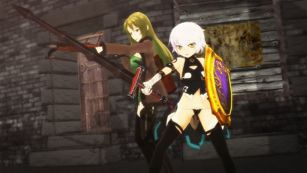 十一番目のファンタジー的な親子【Fate/MMD】