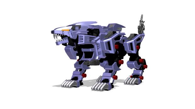 RZ-071 ライガーゼロ