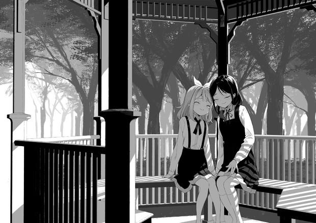 「お姉さま、大好きです……♥」