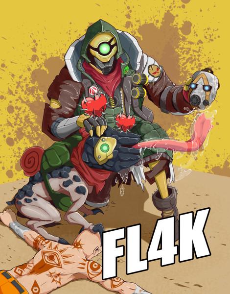 ボーダーランズ3 FL4K氏