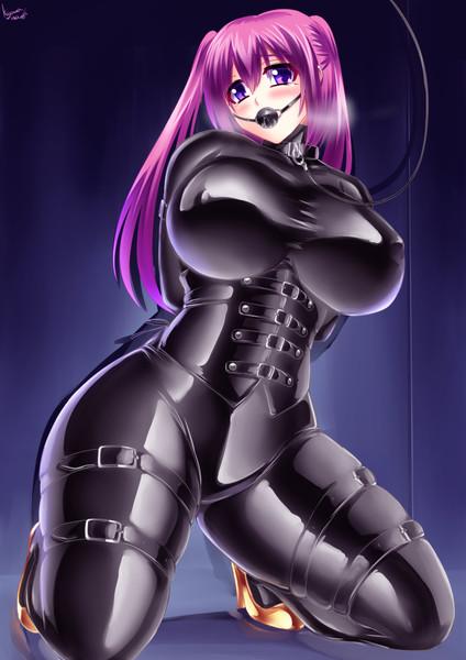 ボンデージ霞ちゃん