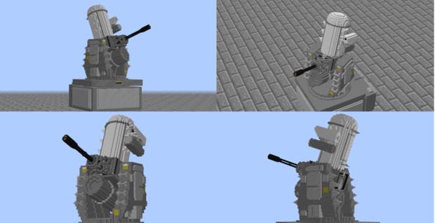 Mk.15 Phalanx(CIWS)