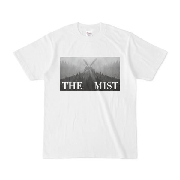 シンプルデザインTシャツ THE MIST