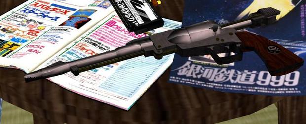 【MMD】戦士の銃(改)【配布】