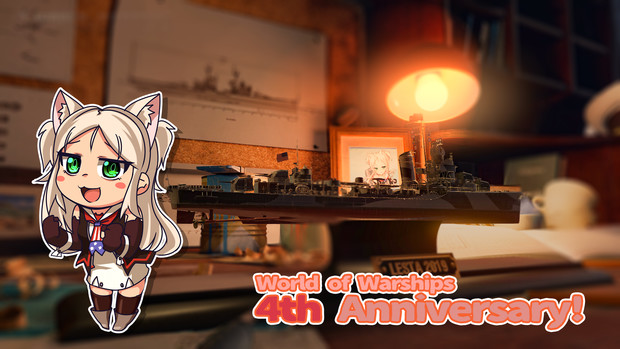 WOWS4周年