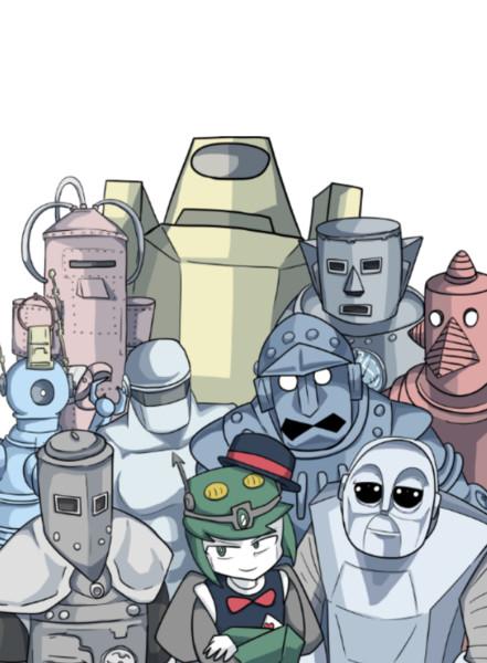 マイナー映画ロボット
