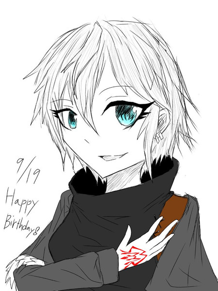 アーニャ誕生日おめでとう!