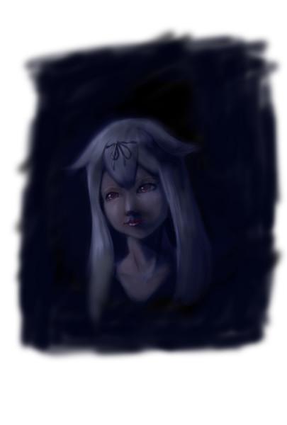 暗がりのポイ