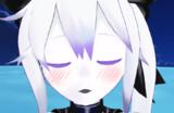 駆逐棲姫ちゃんのキス