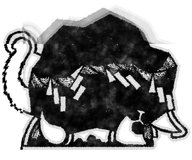 オッパショ石