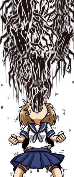 【うごくよ!】朧さんとカニさん【うごくよ!】