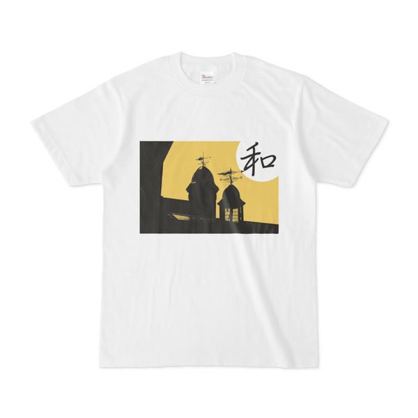シンプルデザインTシャツ 和モダンちゃん