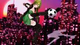 脈絡もなく、けれど力強いサッカー玲霞さん【Fate/MMD】