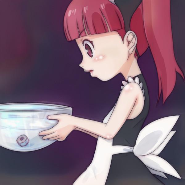 お水飲むのナ