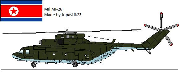 ミル MI-26