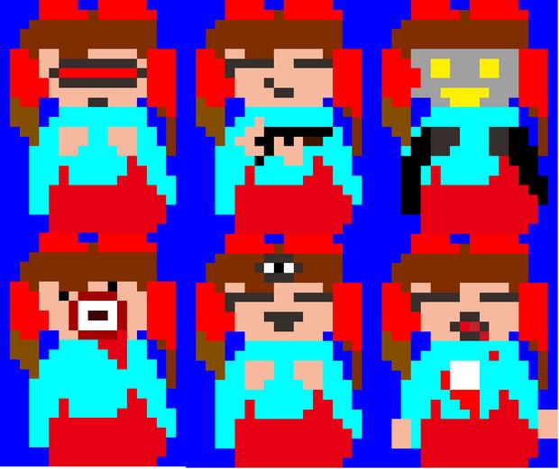 る!(クッキー☆)イラスト6種追加パック