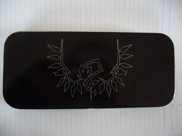 【筆箱】フランドール・スカーレット【ロゴ?】