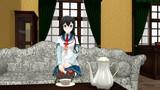 大淀さんとお茶