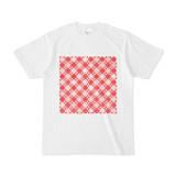 シンプルデザインTシャツ Othello(RED)