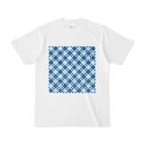 シンプルデザインTシャツ Othello(BLUE)