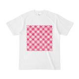 シンプルデザインTシャツ Othello(MAGENTA)