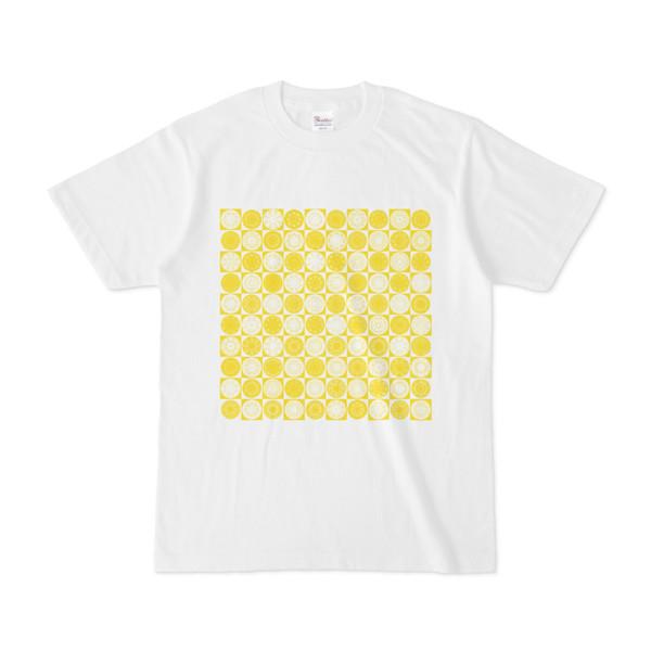 シンプルデザインTシャツ Othello(YELLOW)