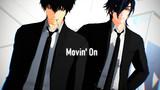 【MMD銀魂/MMD刀剣乱舞】Movin' On / 土方十四郎・燭台切光忠