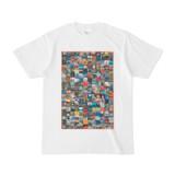 シンプルデザインTシャツ Gigant216(木枠付き)