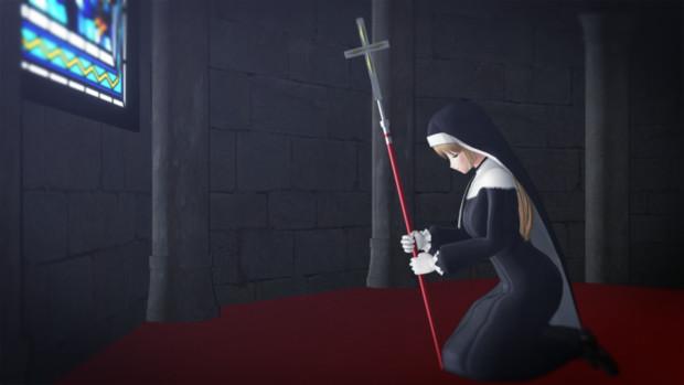 聖職者の祈り