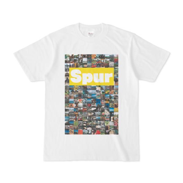 シンプルデザインTシャツ Spur/176_A(YELLOW)