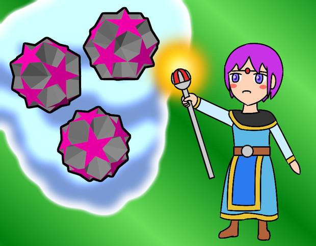 小十二面半二十面体と少年魔法使い