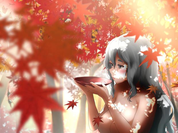 令和最初の日本の秋の過ごしやすにやられそうなポーラ