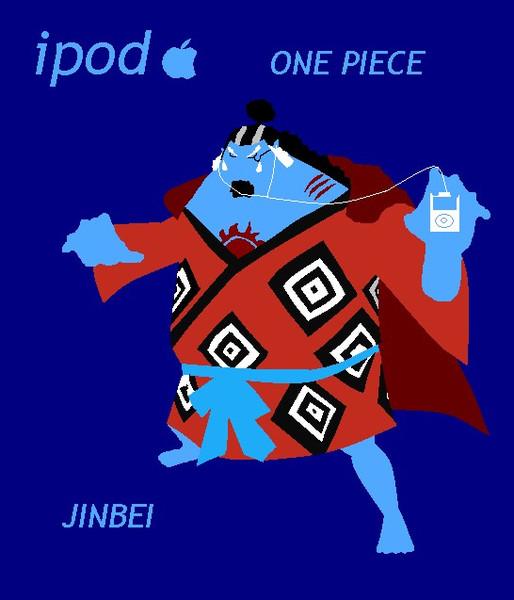 ジンベエ iPod