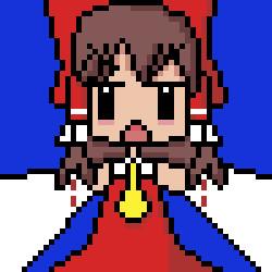 ドット絵練習 サケノミ 1