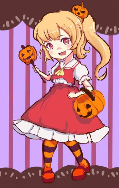 ハロウィン ふらんちゃん