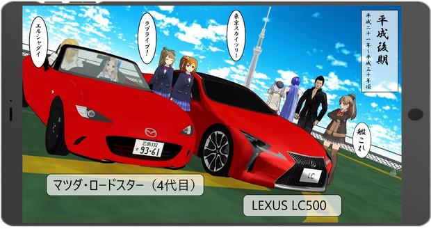 平成後期に活躍した車
