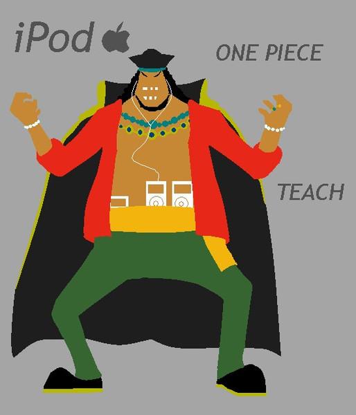ティーチ iPod