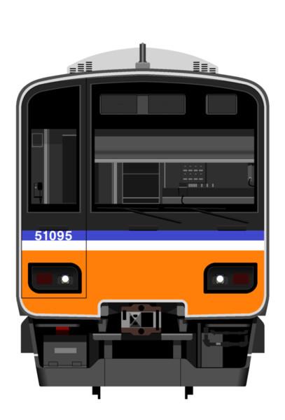 東武鉄道 50000系